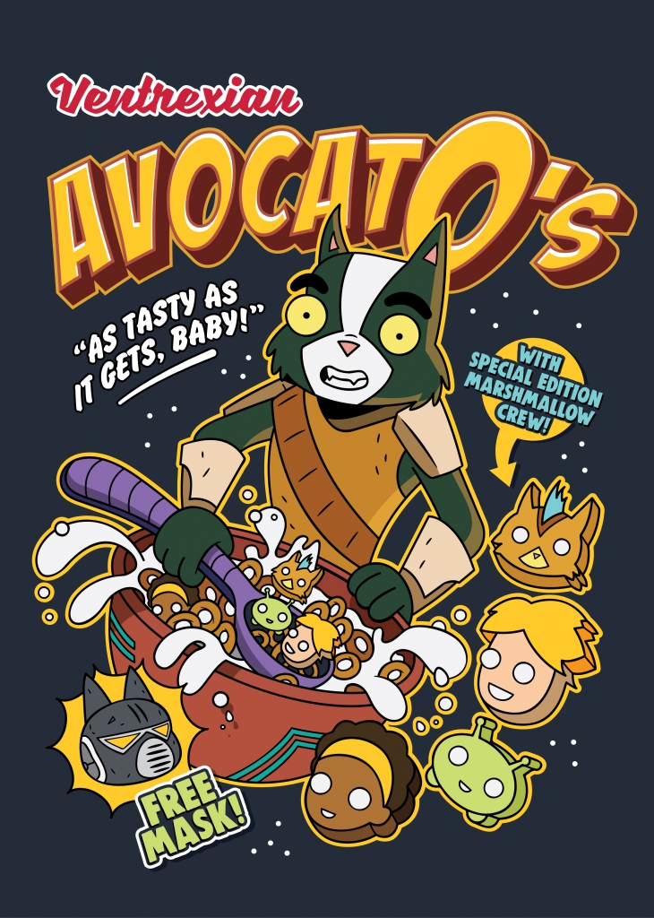 Ventrexian Avocato's