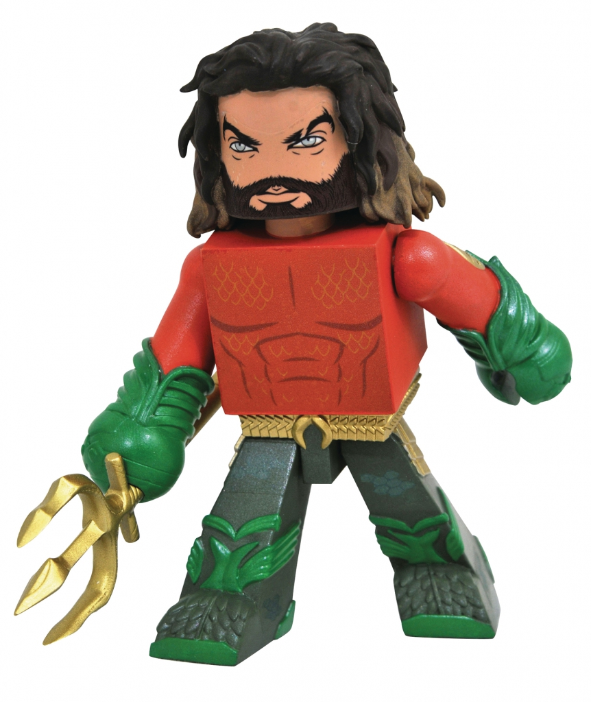 Aquaman Movie Vinimates - Aquaman
