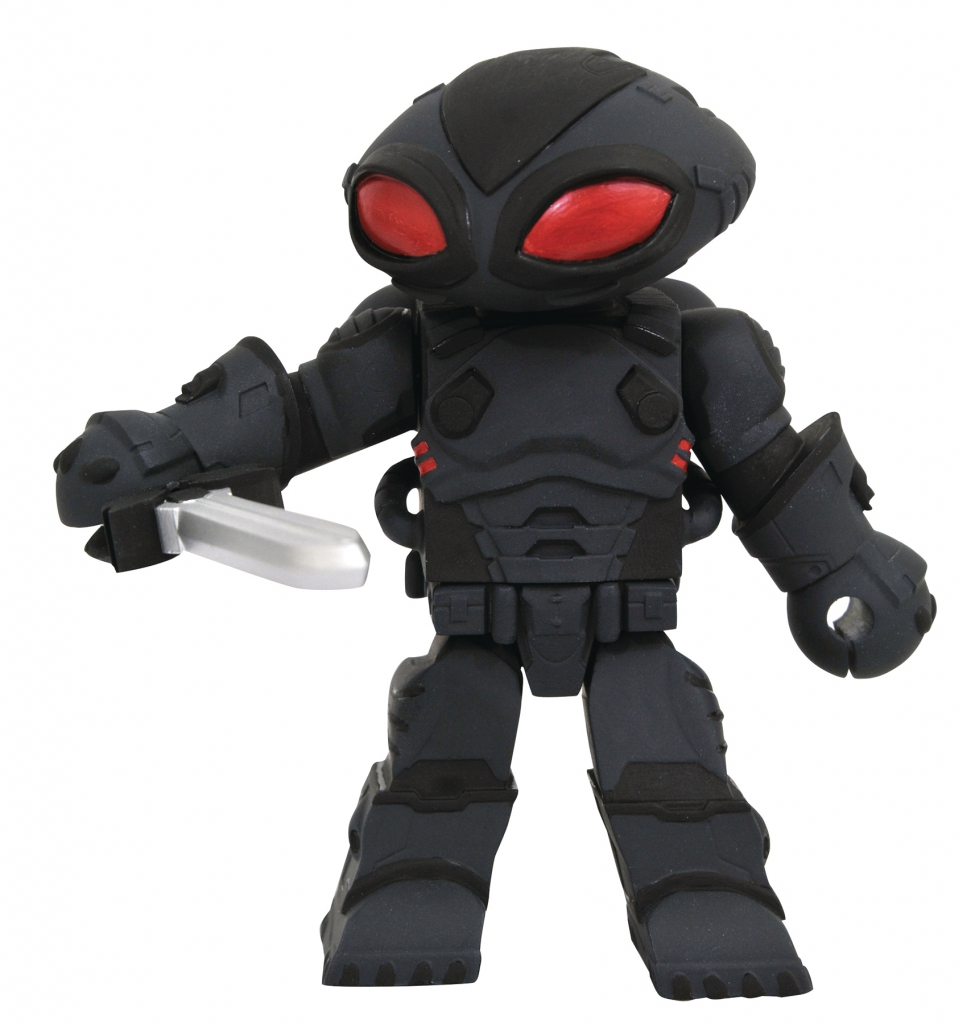 Aquaman Movie Vinimates - Black Manta