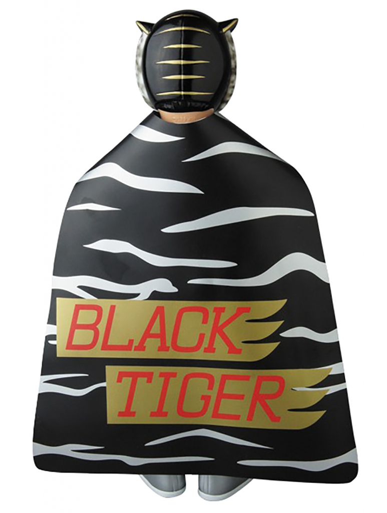 "Black Tiger ""Late Stage"" Sofubi"