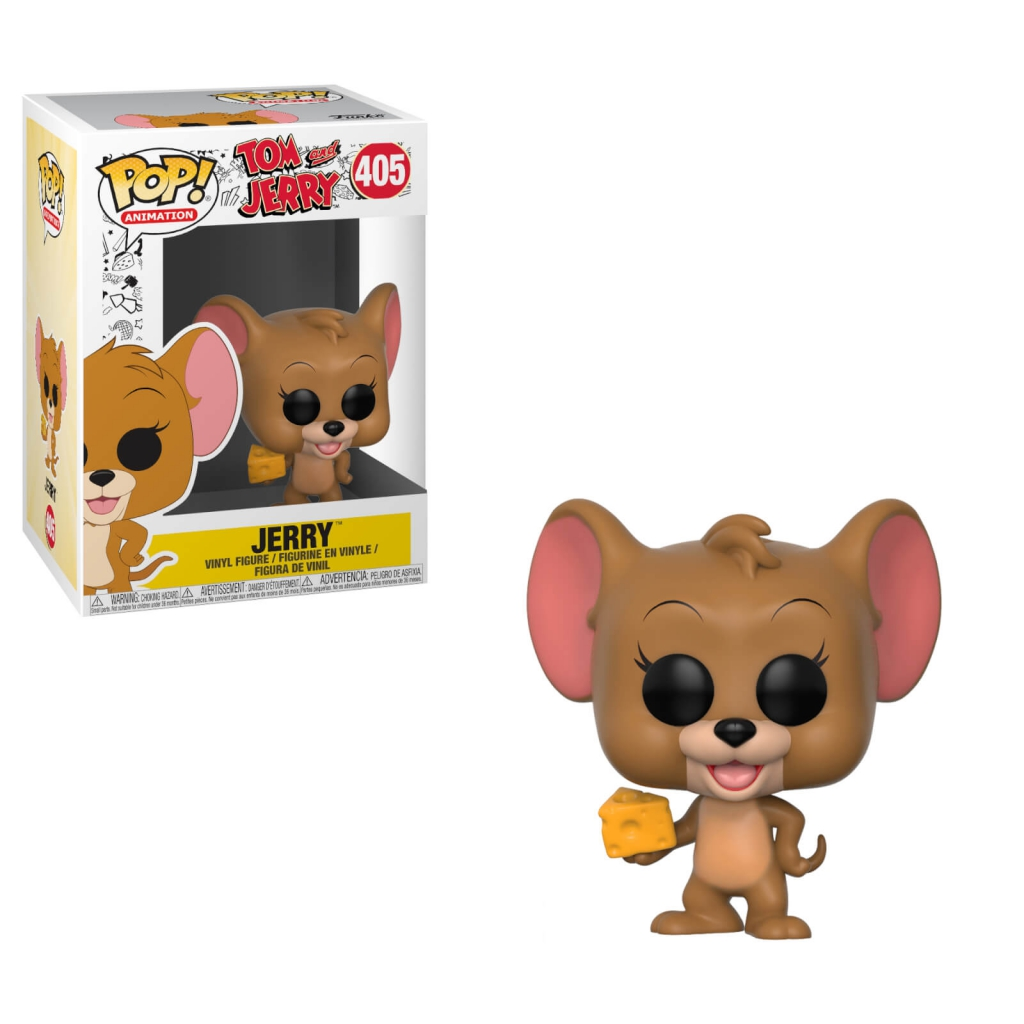 Funko Pop! - Jerry Vinyl Figure