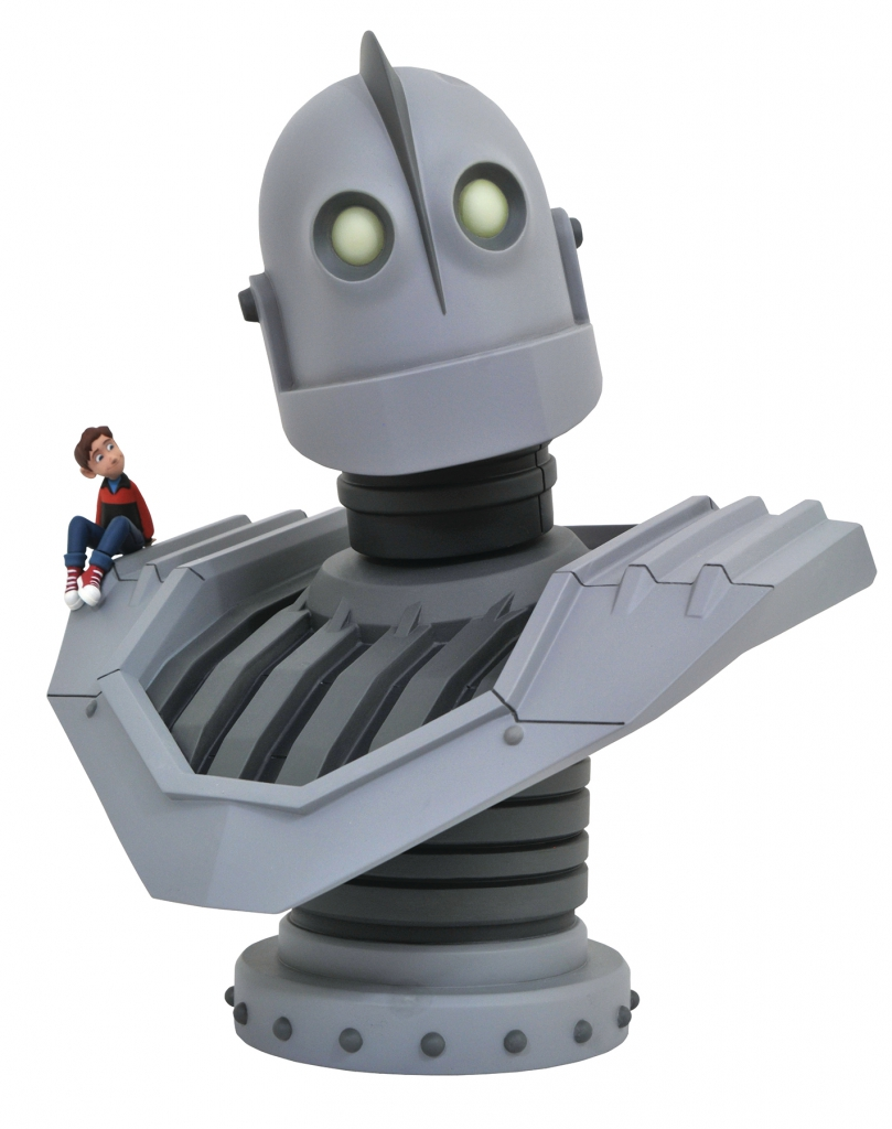 Iron Giant Resin Bust