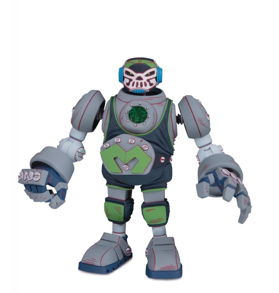 DC Lucha Explosiva - Metallo