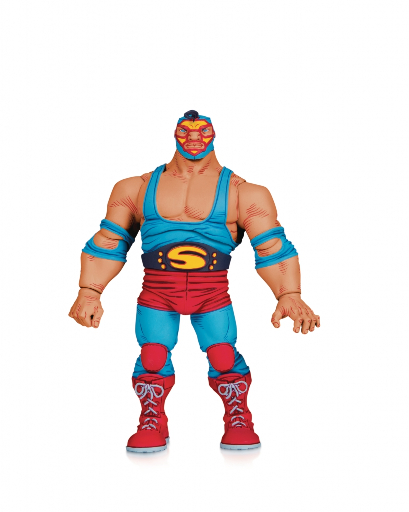 DC Lucha Explosiva - Superman