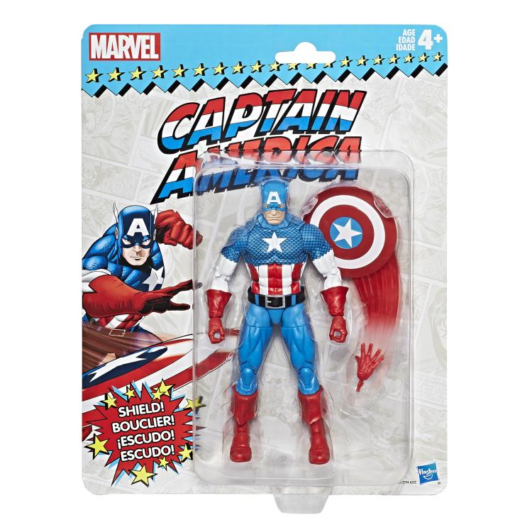 Marvel Super Heroes Vintage - Captain America