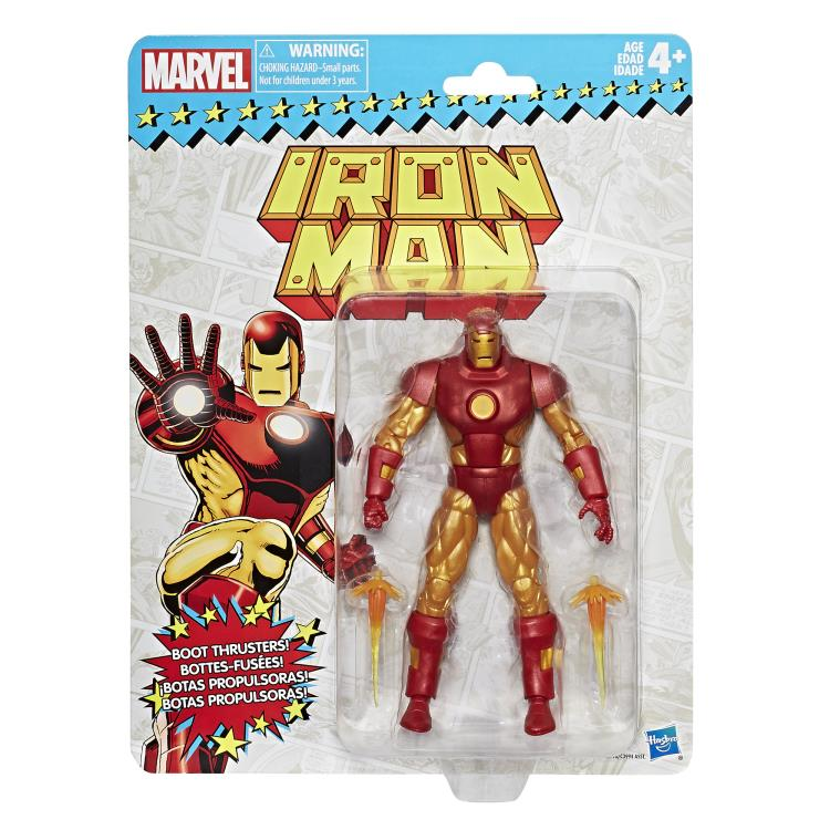 Marvel Super Heroes Vintage - Iron Man