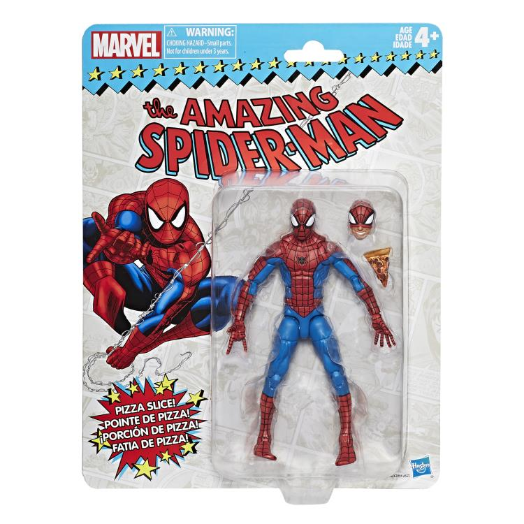 Marvel Super Heroes Vintage - Spider-Man