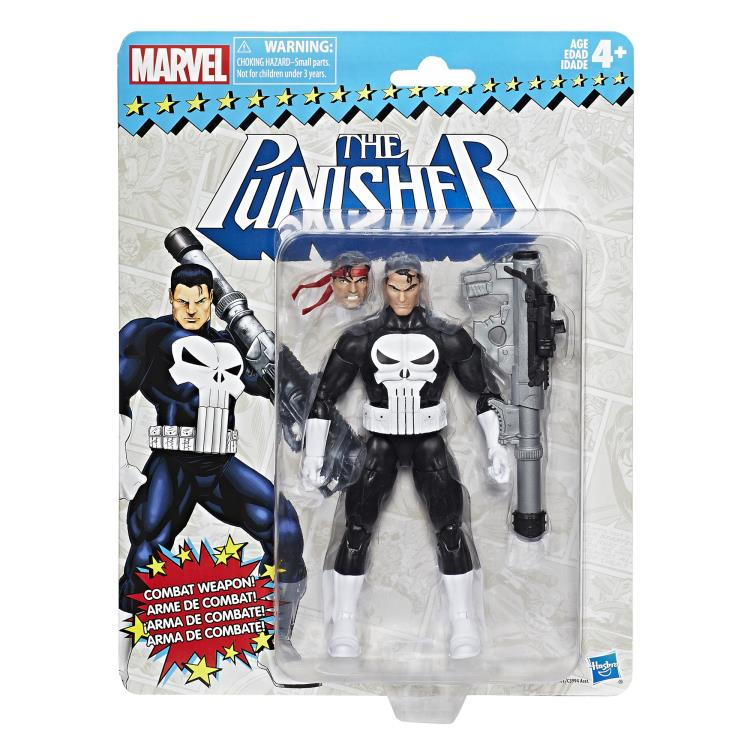 Marvel Super Heroes Vintage - The Punisher