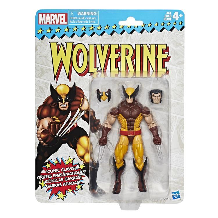 Marvel Super Heroes Vintage - Wolverine