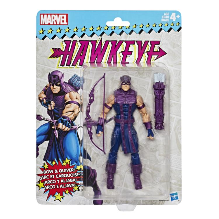 Marvel Legends Vintage - Hawkeye