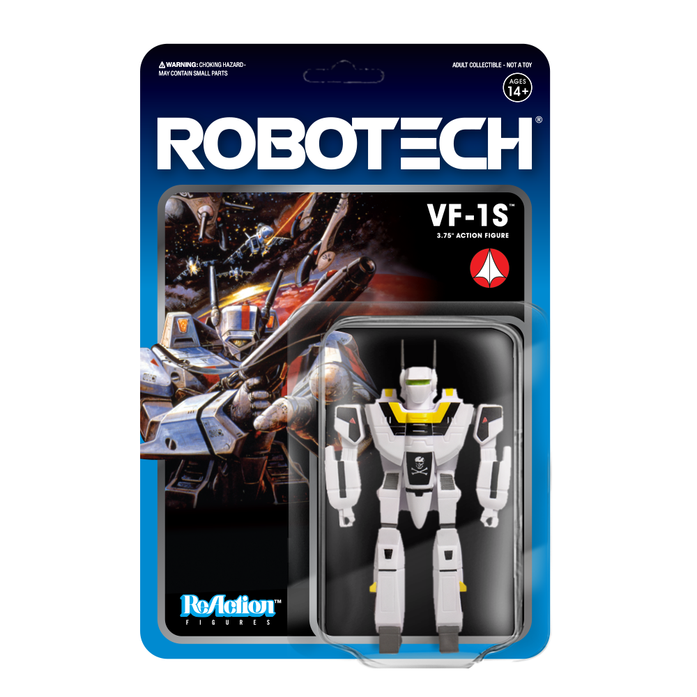 Super7 ReAction - Robotech - VF-1S