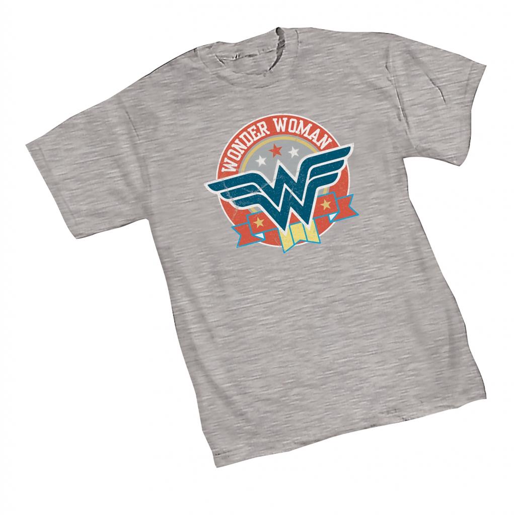 Wonder Woman Classic Symbol T-Shirt