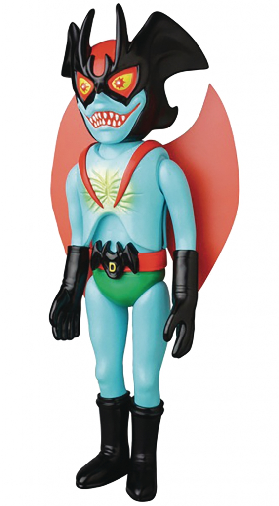 Devilman Super Furies Sofubi