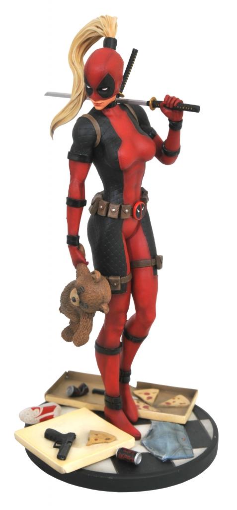 Lady Deadpool Resin Statue
