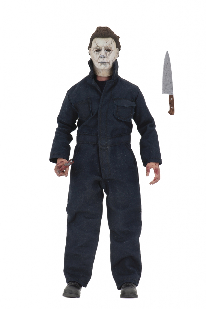 Michael Myers 8-inch Retro Action Figure
