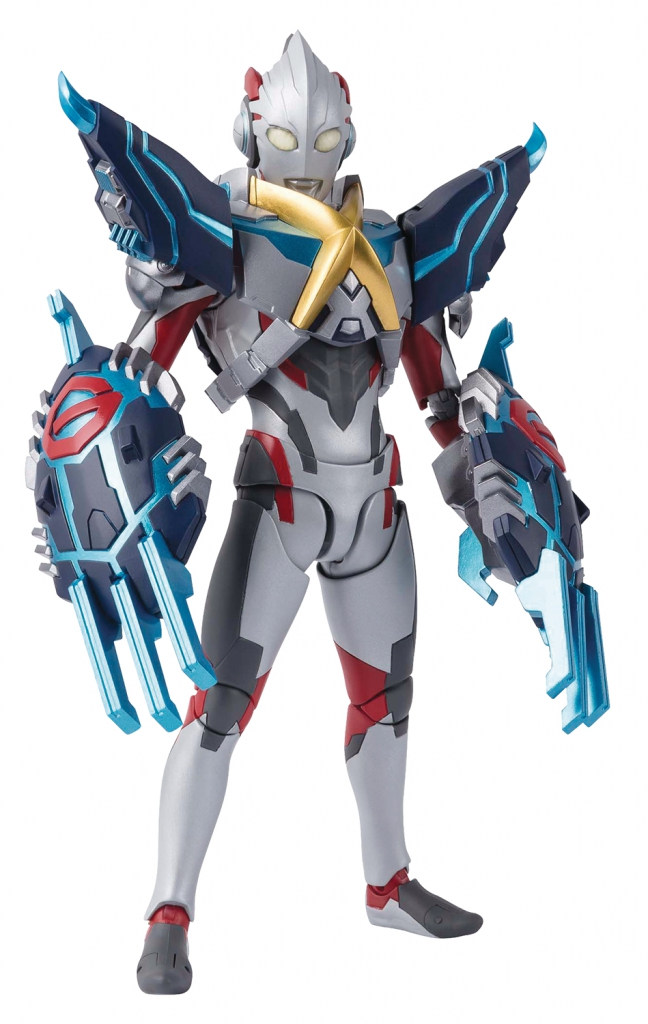 S.H. Figuarts - Ultraman X with Gomora Armor