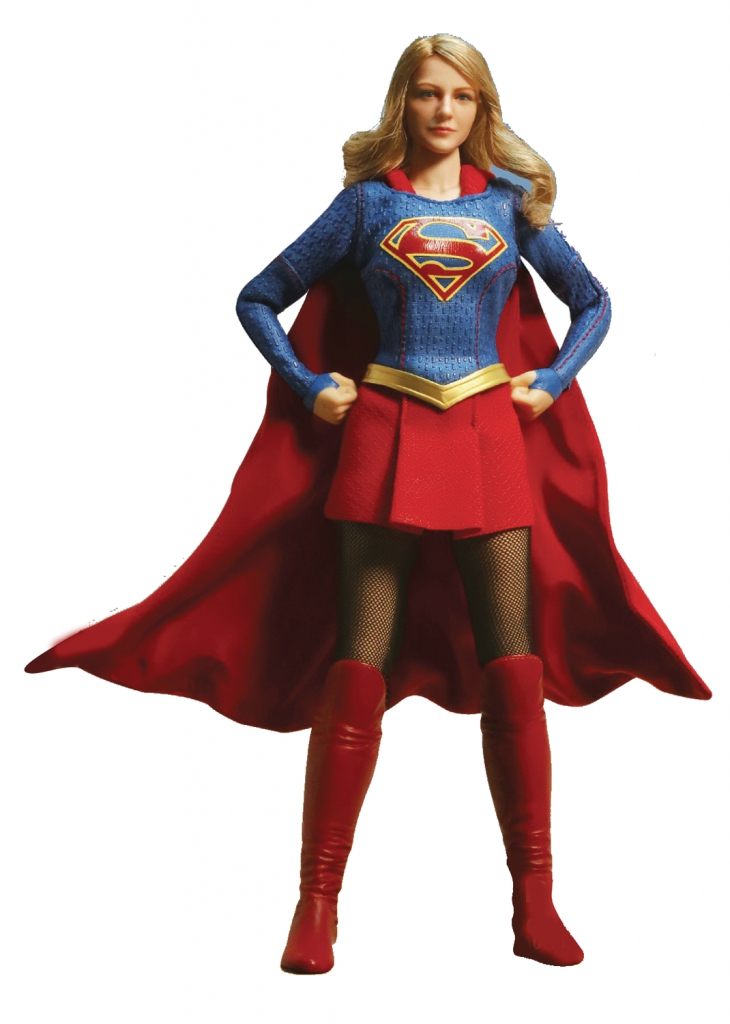 Supergirl (CW) 1/8 Scale Action Figure