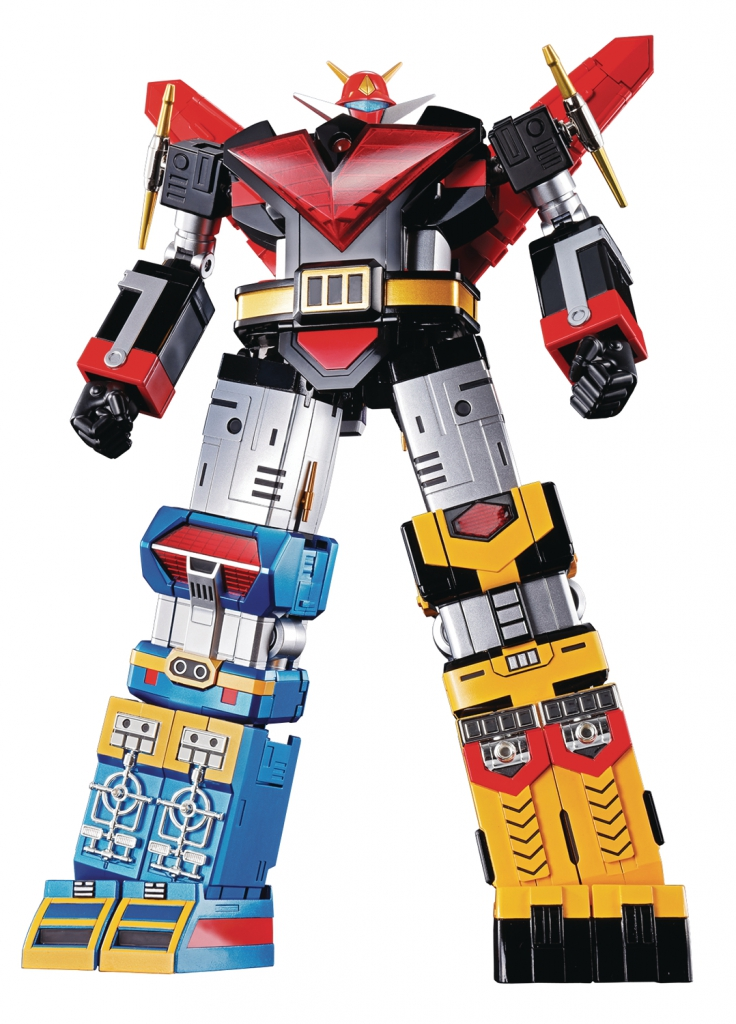 GX-60 Soul of Chogokin Godsigma Action Figure