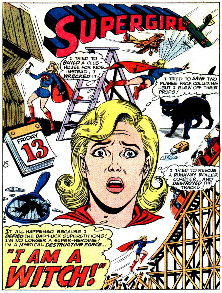 "Adventure Comics No. 360 - ""I Am A Witch!"""