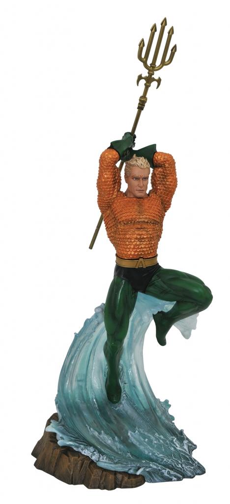 Aquaman PVC Diorama