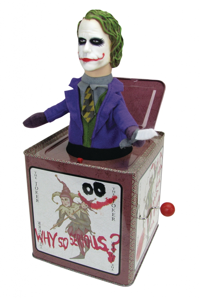 Joker Jack-In-The-Box