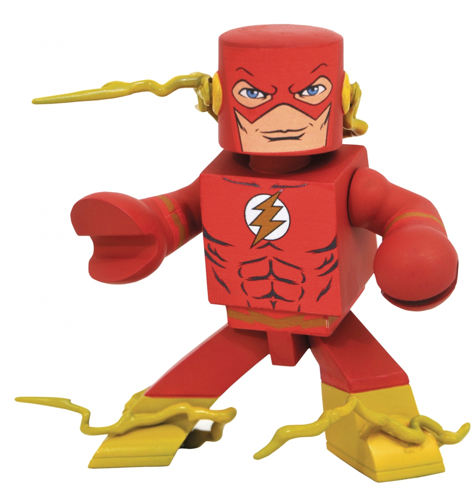 DC Comics Vinimates - Flash