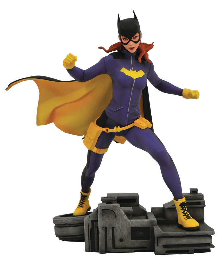 DC Comic Gallery Batgirl PVC Figure