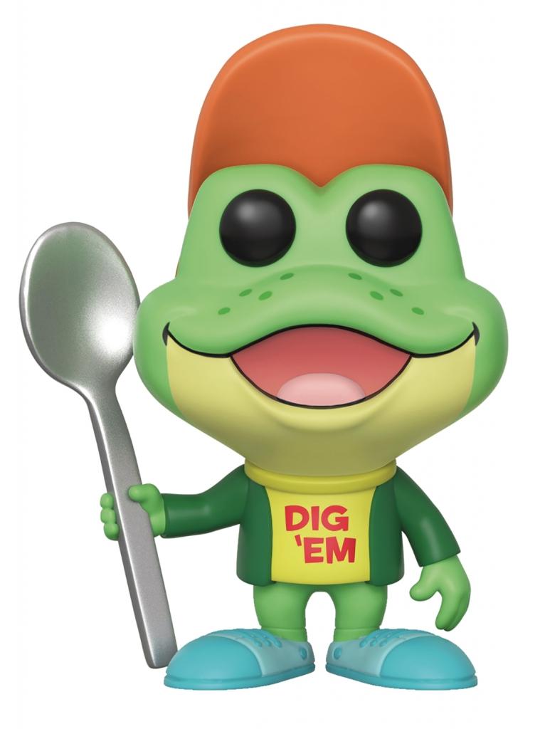 Funko Pop! Dig'em Frog Vinyl Figure