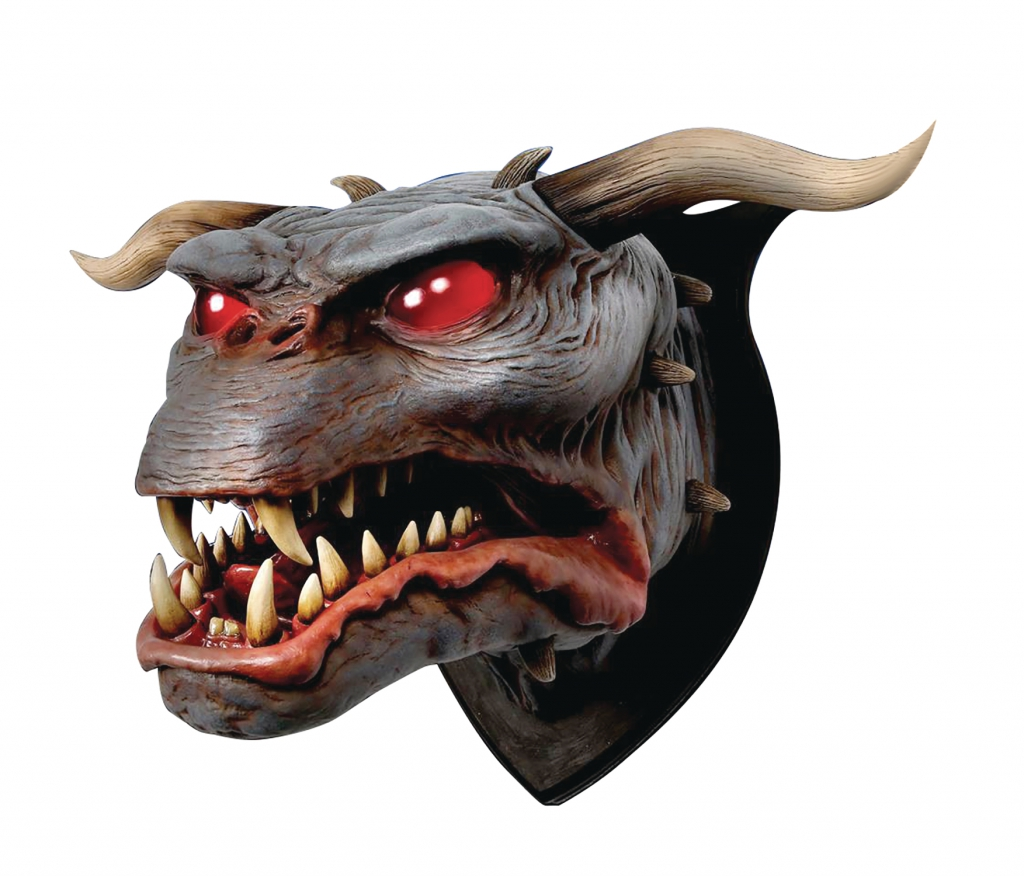 Ghostbusters Terror Dog Wall Mount Bust