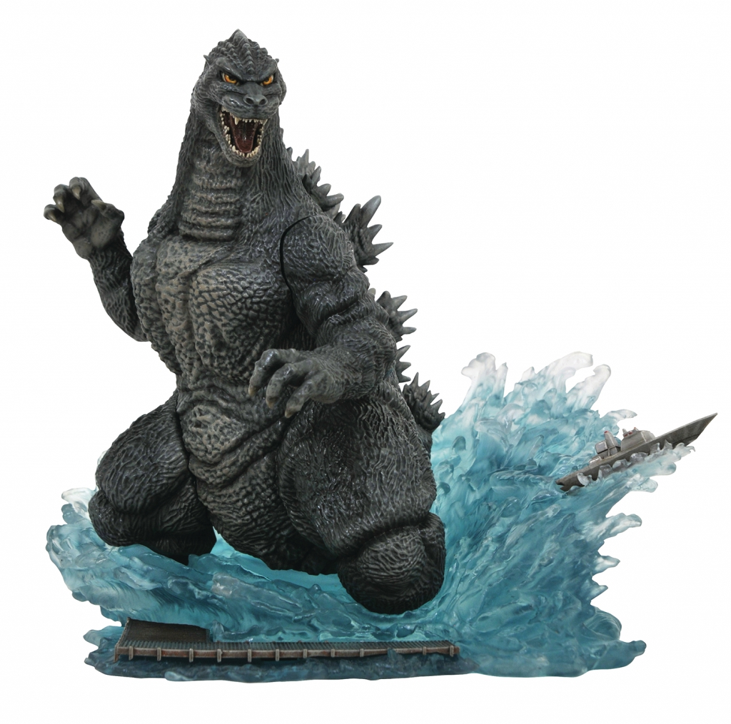 Godzilla 199 PVC Diorama
