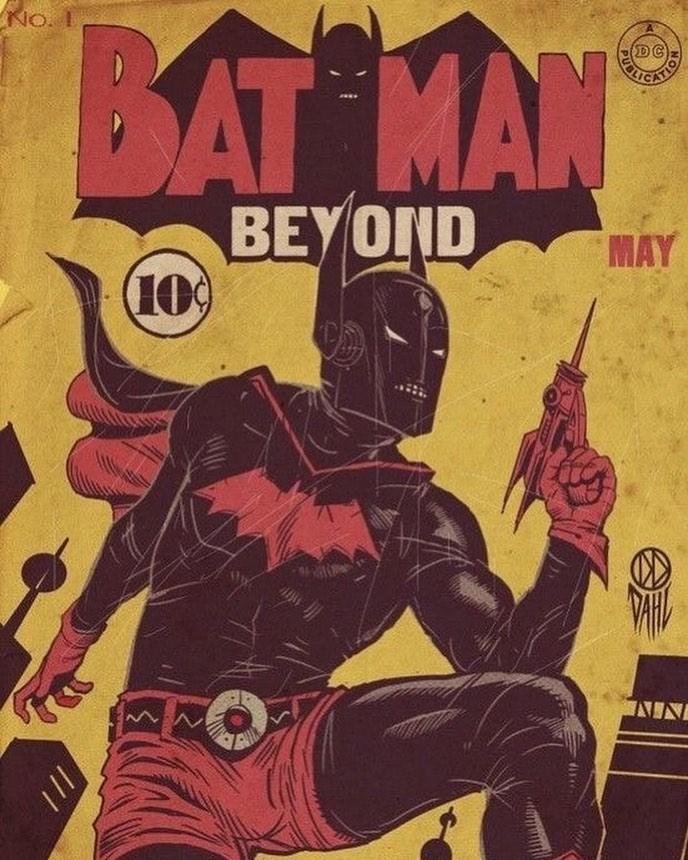 Golden Age Batman Beyond