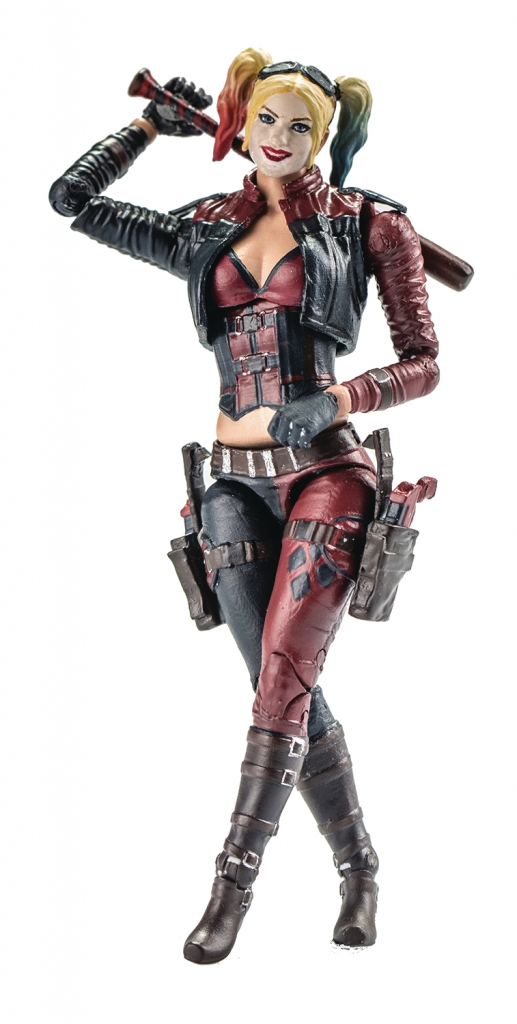 Injustice 2 Harley Quinn Action Figure