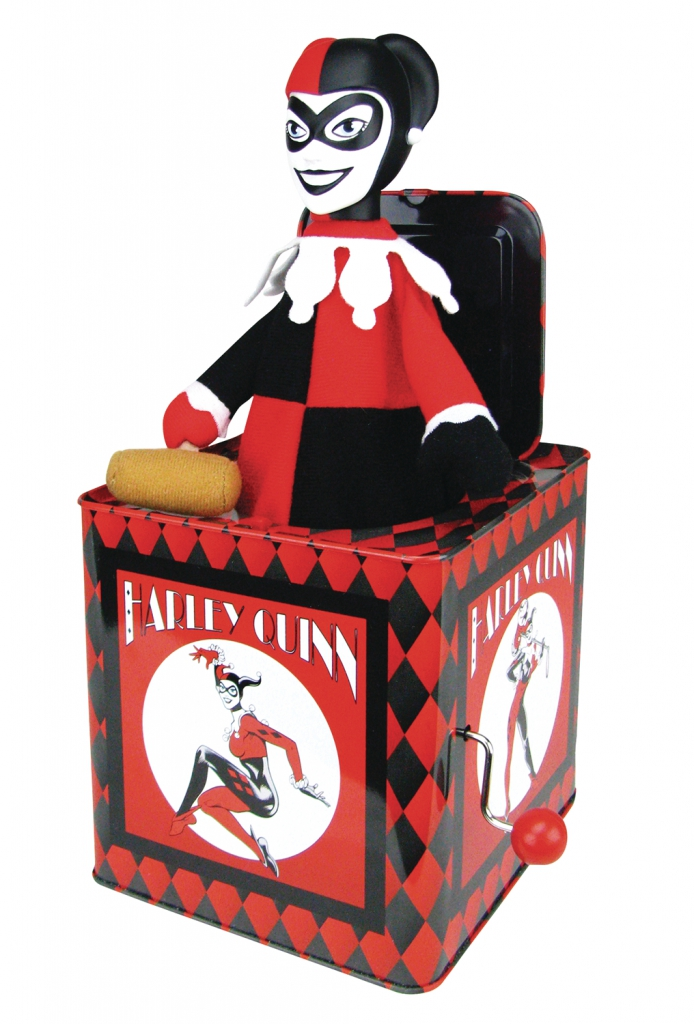 Harley Quinn Jack-In-The-Box
