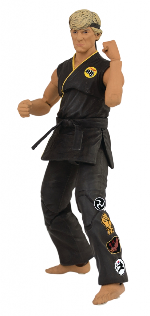 Karate Kid: Johnny Lawrence Action Figure