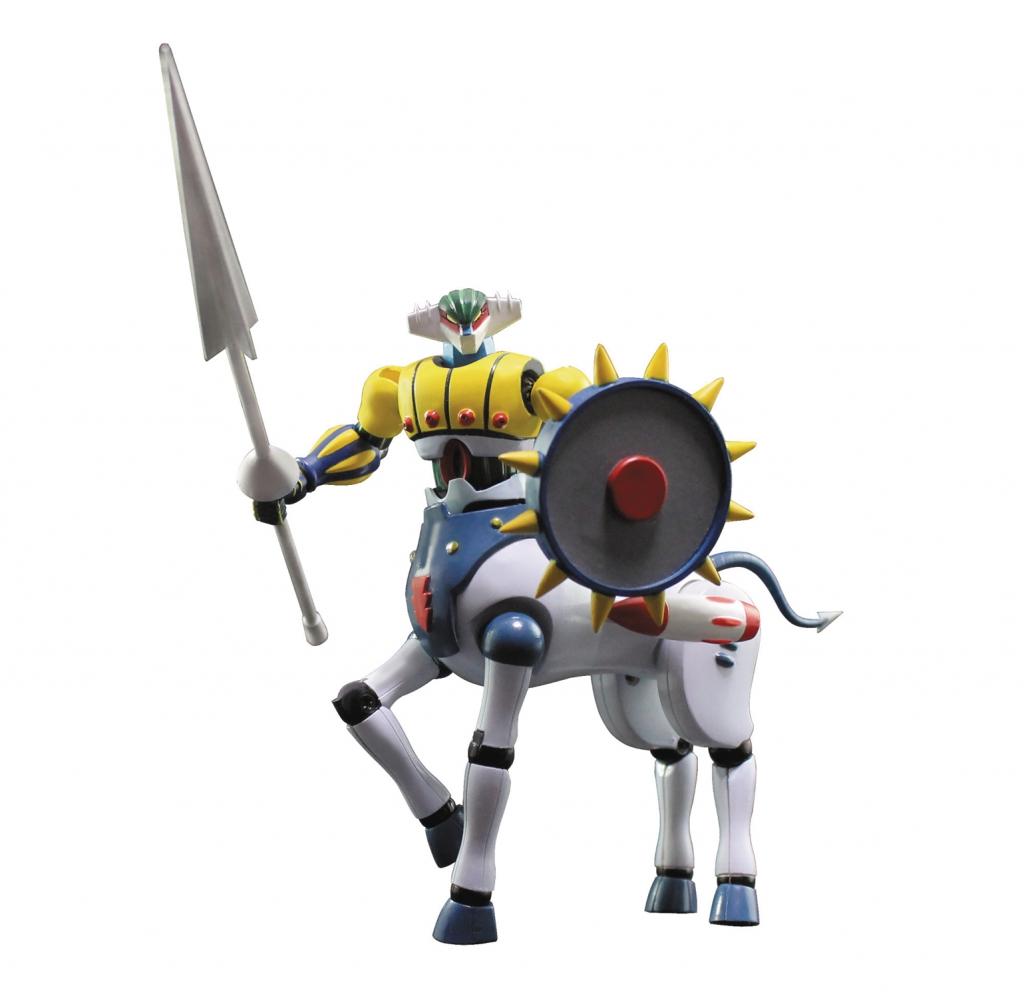 Koutetsu Jeeg & Pantheroid Figures