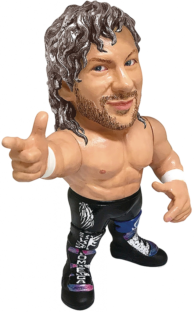 New Japan Pro Wrestling Vinyl Figures - Kenny Omega