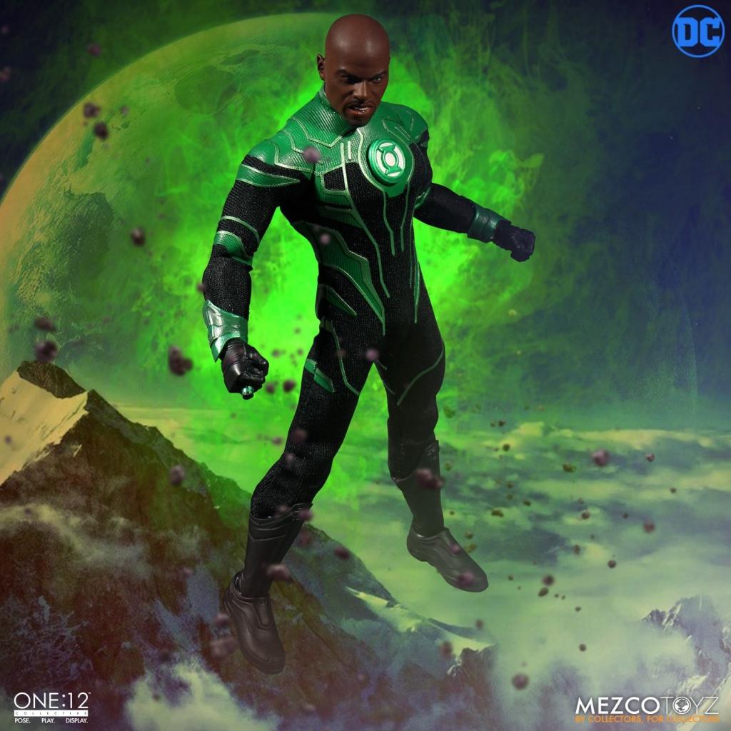 One-12 Collective John Stewart Green Lantern