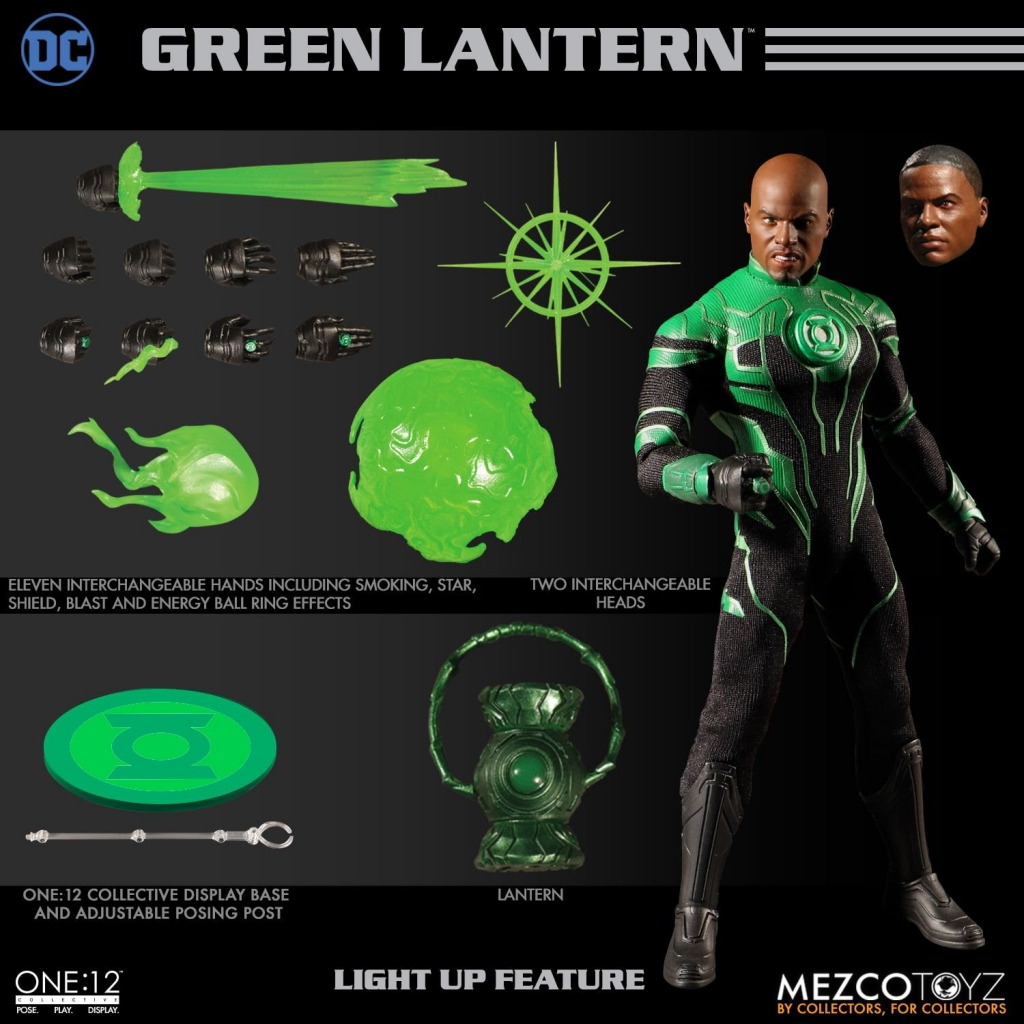 One-12 Collective John Stewart Green Lantern