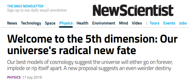 New Scientist - Spoiler Alert