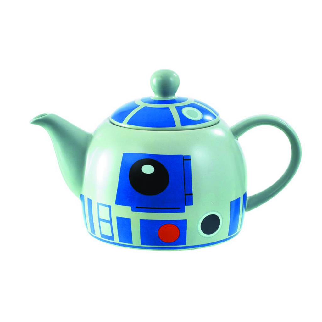 Star Wars Teapots - R2D2