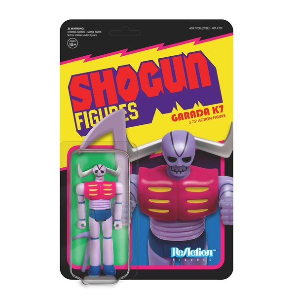 Super7 Shogun - Garada K7