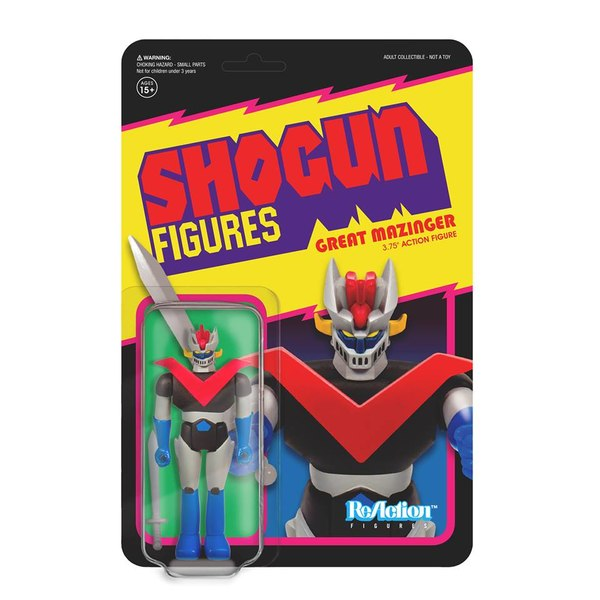 Super7 Shogun - Great Mazinger