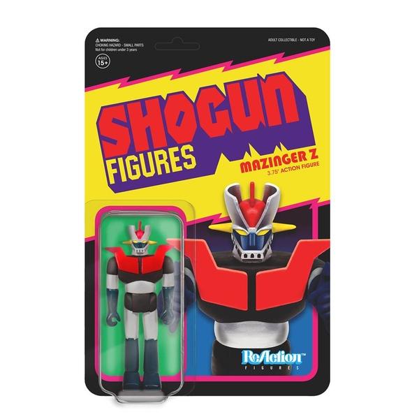 Super7 Shogun - Mazinger Z