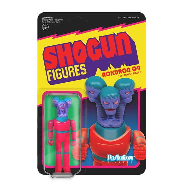 Super 7 Shogun - Rokuron Q9