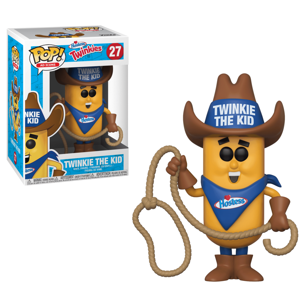 Funko Pop! Twinkie The Kid Modern