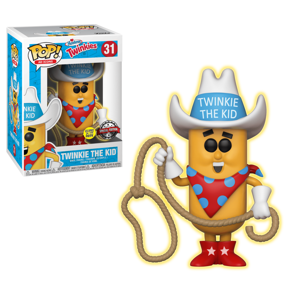 Funko Pop! Twinkie The Kid Retro