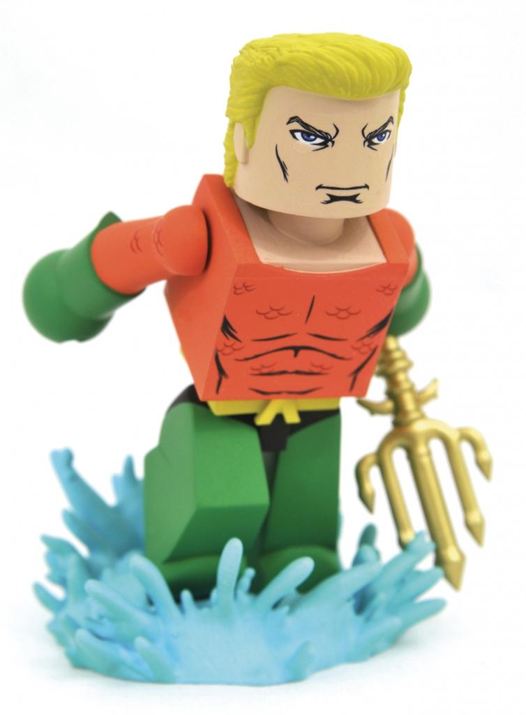 DC Comic Vinimates - Aquaman
