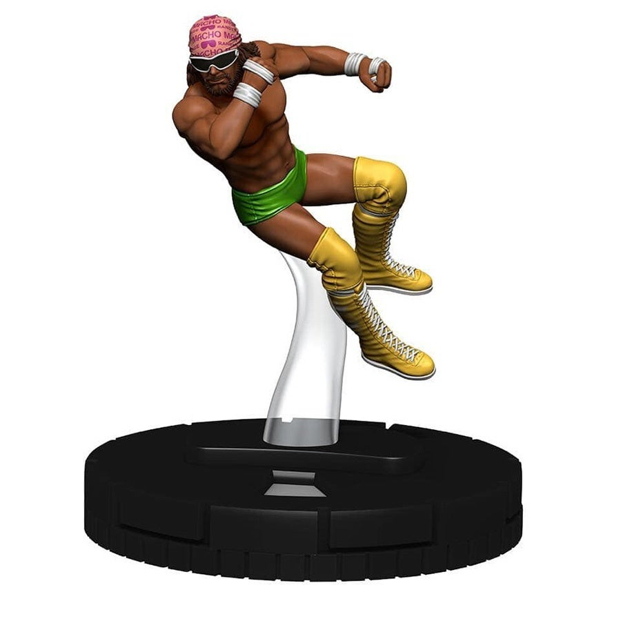 WWE Heroclix - Macho Man Randy Savage