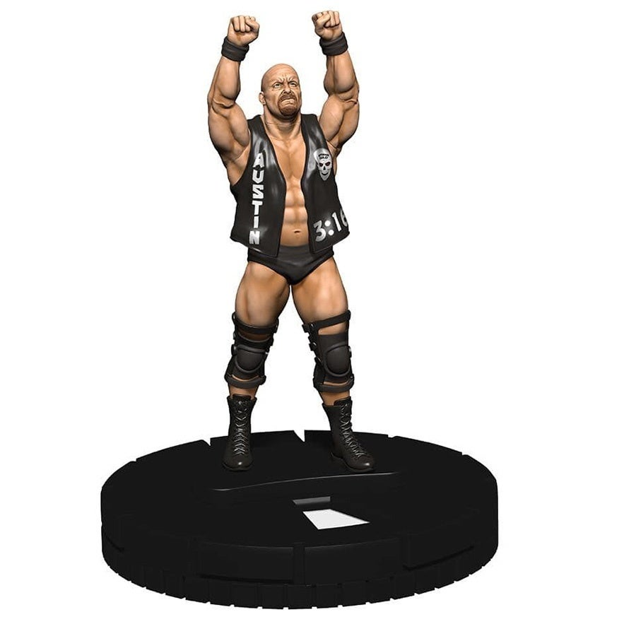 WWE Heroclix - Stone Cold Steven Austin