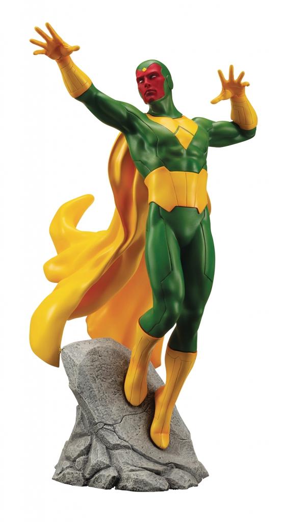 ArtFX+ Marvel Avengers Vision Statue